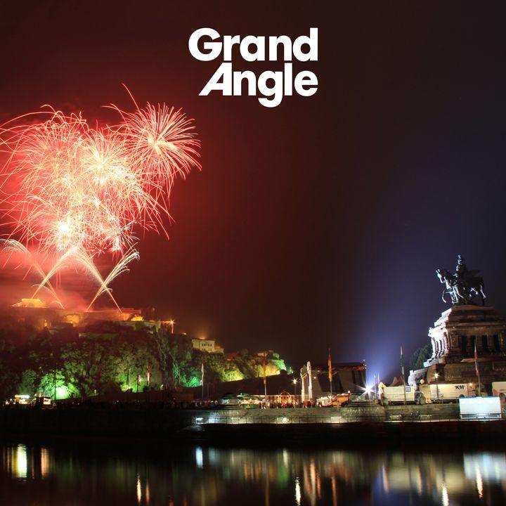 Newsletter : Le Rhin en flammes : un beau cadeau !