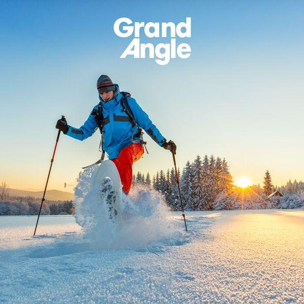 Newsletter : Où partir en raquettes cet hiver ?